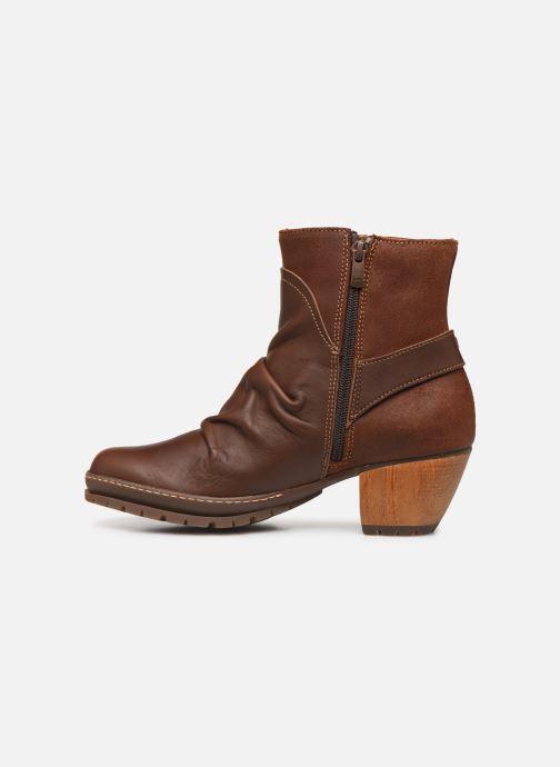 Boots en enkellaarsjes Art Oslo 516 Bruin voorkant
