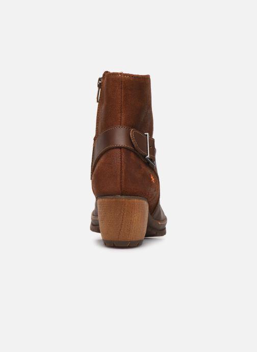 Boots en enkellaarsjes Art Oslo 516 Bruin rechts