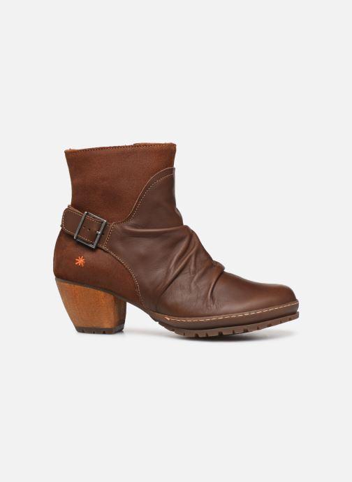 Boots en enkellaarsjes Art Oslo 516 Bruin achterkant