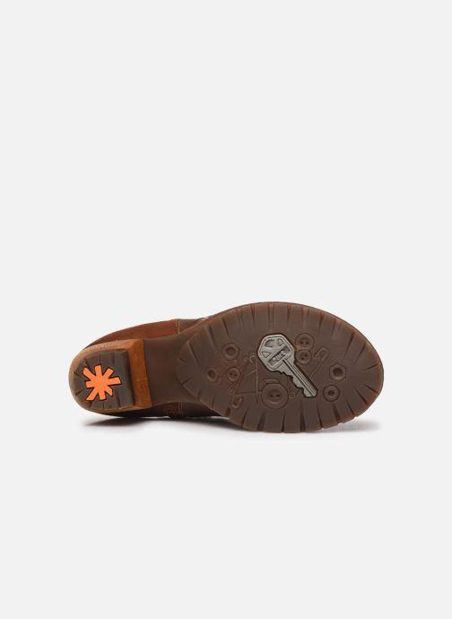 Boots en enkellaarsjes Art Oslo 516 Bruin boven