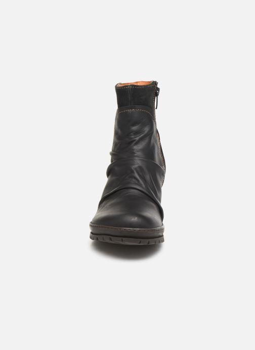 Bottines et boots Art Oslo 516 Noir vue portées chaussures
