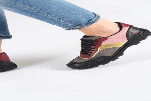 Sneaker Art Link 1041 mehrfarbig ansicht von unten / tasche getragen