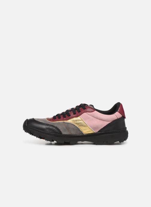 Sneaker Art Link 1041 mehrfarbig ansicht von vorne