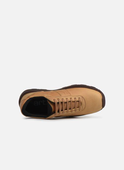 Sneaker Art Link 1040 beige ansicht von links