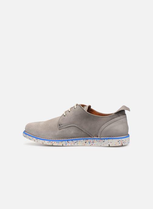 Chaussures à lacets Art I Move 1088 Gris vue face