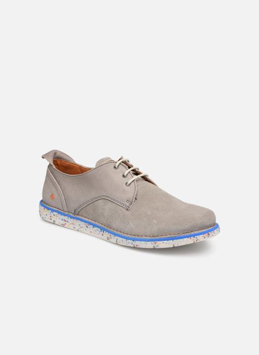 Chaussures à lacets Art I Move 1088 Gris vue détail/paire