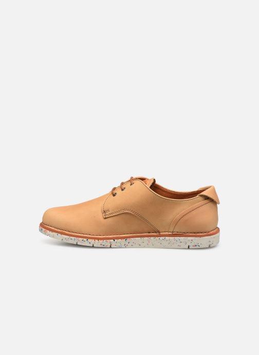 Chaussures à lacets Art I Move 1087 Beige vue face