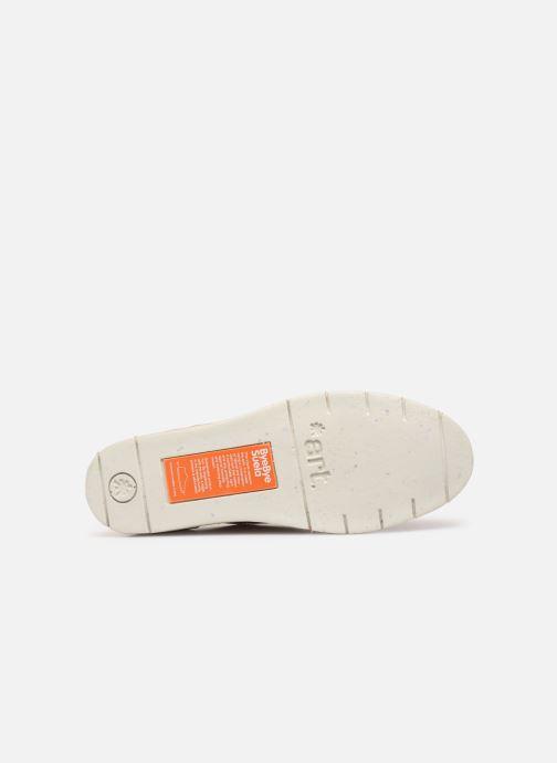 Chaussures à lacets Art I Move 1087 Beige vue haut