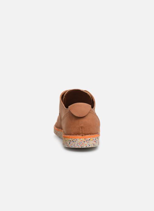 Chaussures à lacets Art I Move 1087 Marron vue droite
