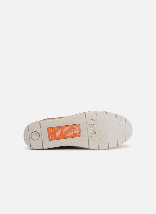 Chaussures à lacets Art I Move 1087 Marron vue haut