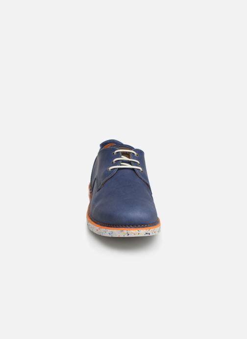 Chaussures à lacets Art I Move 1087 Bleu vue portées chaussures