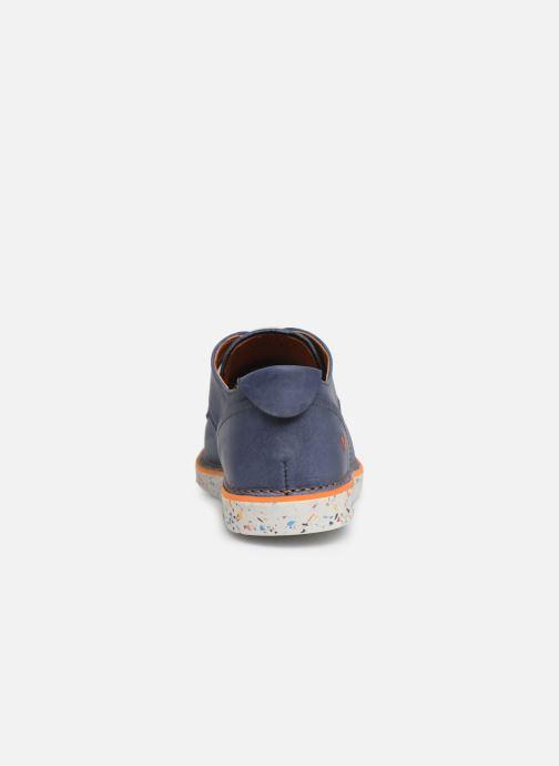 Chaussures à lacets Art I Move 1087 Bleu vue droite