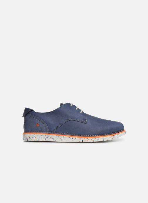 Chaussures à lacets Art I Move 1087 Bleu vue derrière