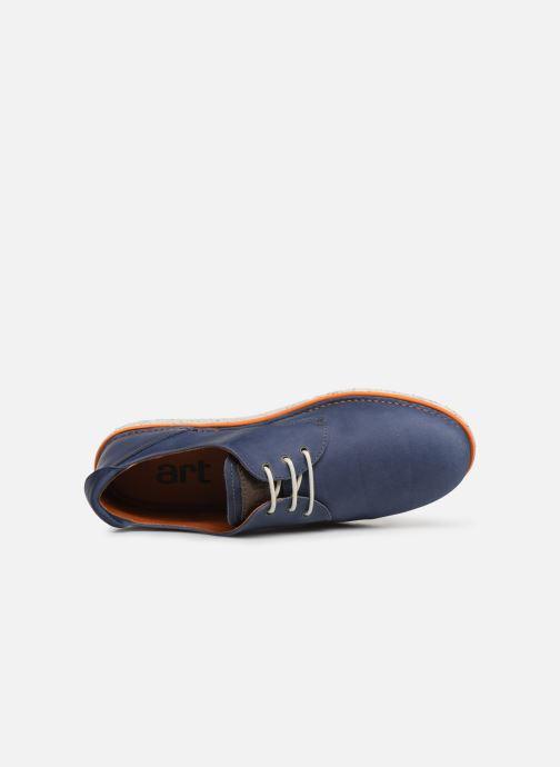 Chaussures à lacets Art I Move 1087 Bleu vue gauche