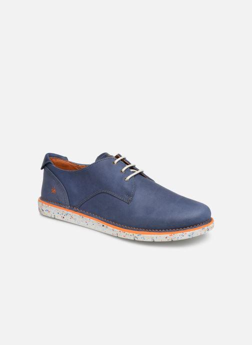 Chaussures à lacets Art I Move 1087 Bleu vue détail/paire