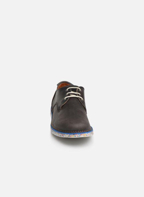 Chaussures à lacets Art I Move 1087 Noir vue portées chaussures