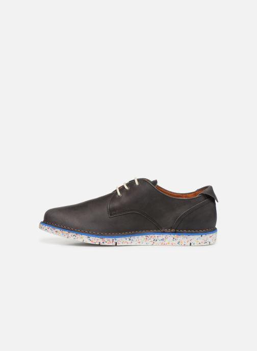 Chaussures à lacets Art I Move 1087 Noir vue face