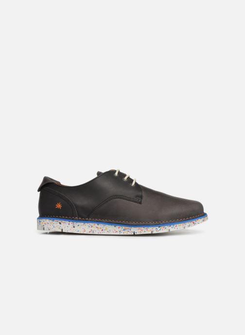 Chaussures à lacets Art I Move 1087 Noir vue derrière
