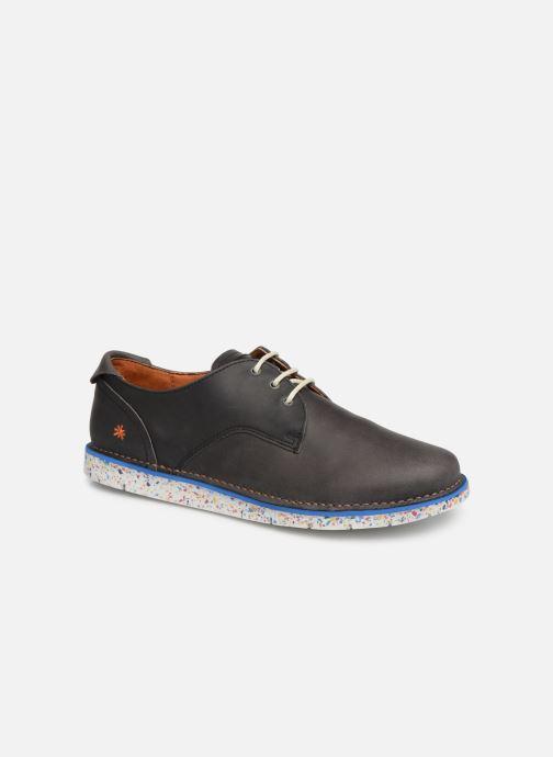 Chaussures à lacets Art I Move 1087 Noir vue détail/paire