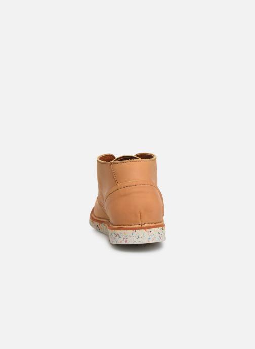 Bottines et boots Art I Move 1086 Beige vue droite