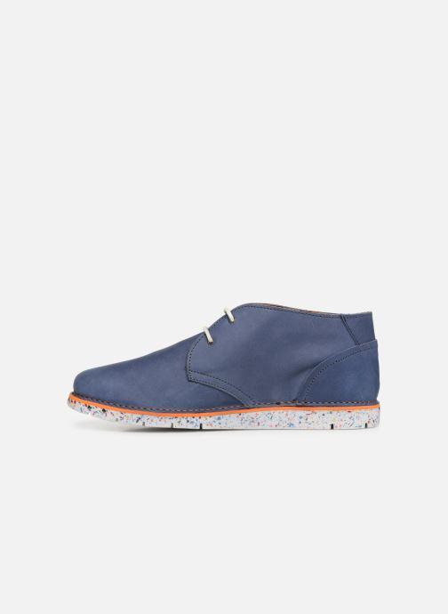 Bottines et boots Art I Move 1086 Bleu vue face