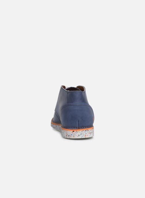Bottines et boots Art I Move 1086 Bleu vue droite