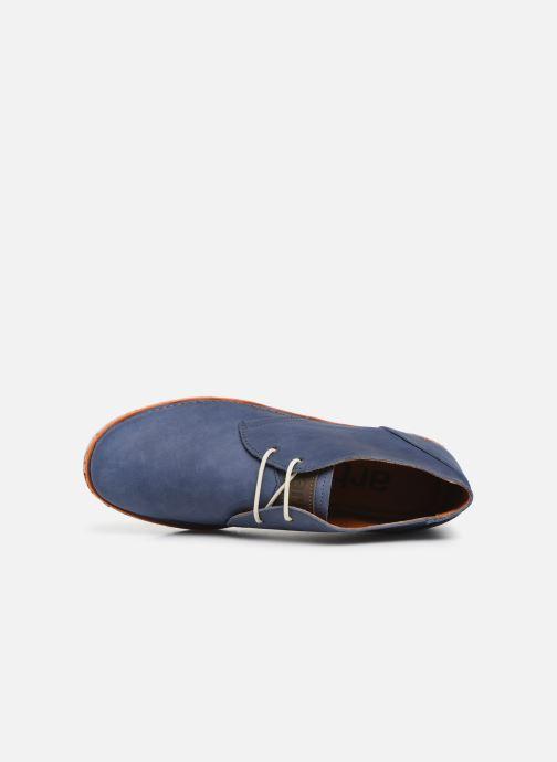 Bottines et boots Art I Move 1086 Bleu vue gauche