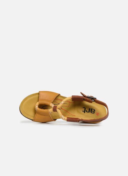 E 212 Feel Scarpe Chez Sandali giallo I Aperte 373005 Art qZEx5wUXF5