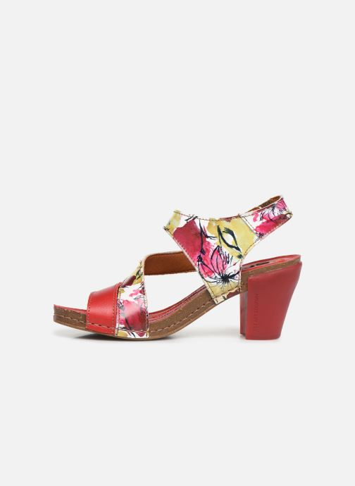 Sandales et nu-pieds Art I Feel 211 Multicolore vue face