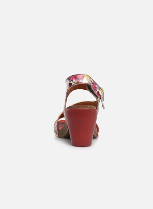 Sandales et nu-pieds Art I Feel 211 Multicolore vue droite
