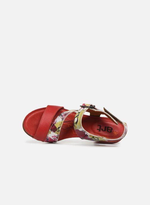 Sandales et nu-pieds Art I Feel 211 Multicolore vue gauche