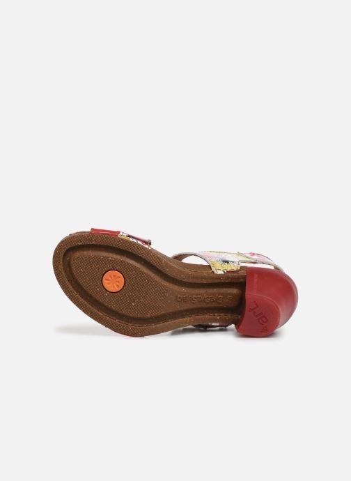 Sandales et nu-pieds Art I Feel 211 Multicolore vue haut