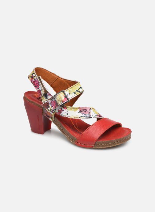Sandales et nu-pieds Art I Feel 211 Multicolore vue détail/paire