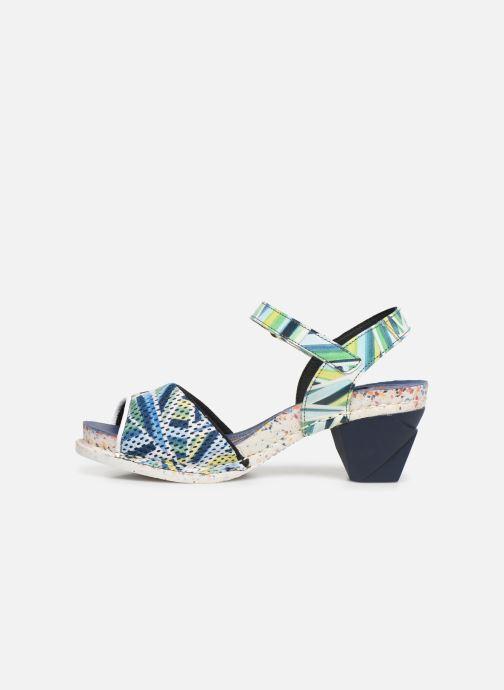 Sandali e scarpe aperte Art I Enjoy 1120 Azzurro immagine frontale