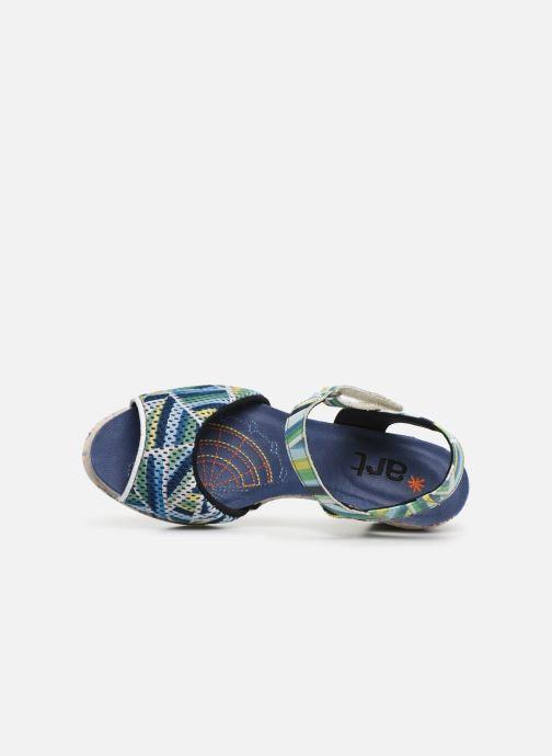 Sandali e scarpe aperte Art I Enjoy 1120 Azzurro immagine sinistra