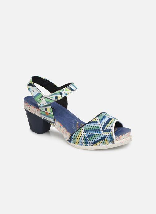 Sandali e scarpe aperte Art I Enjoy 1120 Azzurro vedi dettaglio/paio
