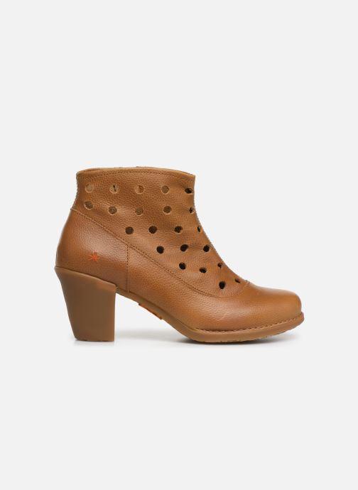 Bottines et boots Art Genova 476 Marron vue derrière
