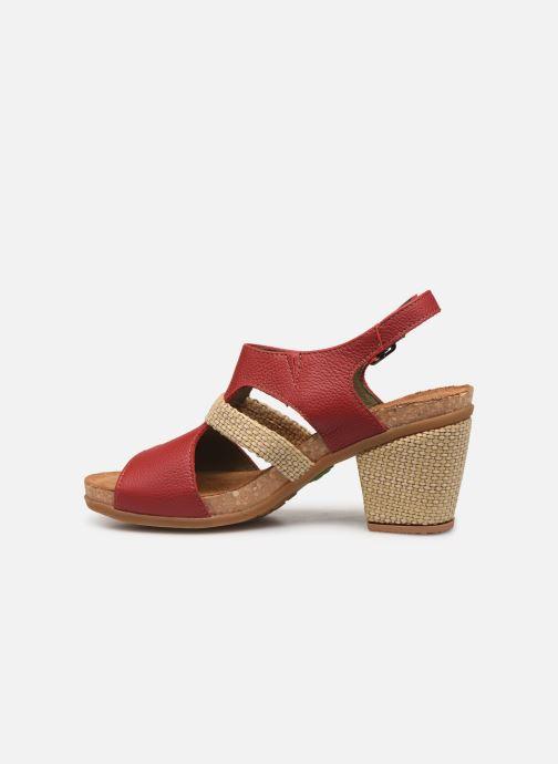 Sandales et nu-pieds El Naturalista Mola N5031 Rouge vue face