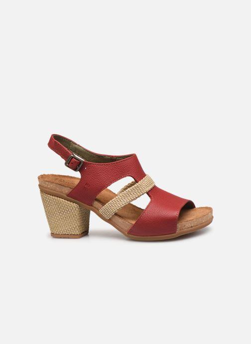 Sandales et nu-pieds El Naturalista Mola N5031 Rouge vue derrière