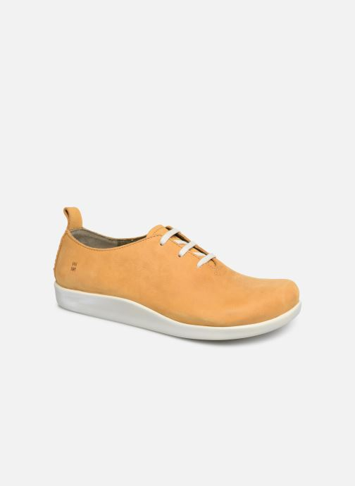 Trainers El Naturalista Koi N5110 Yellow detailed view/ Pair view