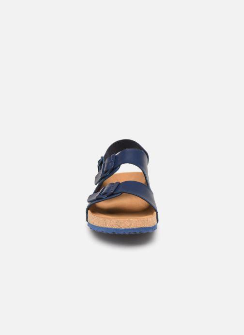 Sandals El Naturalista Waraji NE51 Blue model view