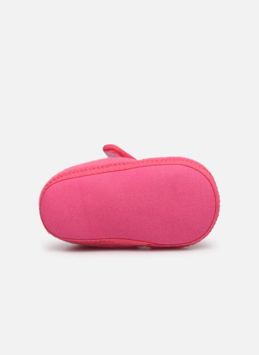 Hjemmesko Sarenza Wear Chaussons bébé scratchs Pink se foroven