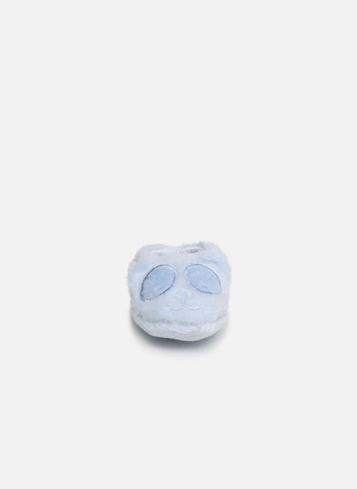 Pantuflas Sarenza Wear Chaussons bébé animal Azul vista del modelo