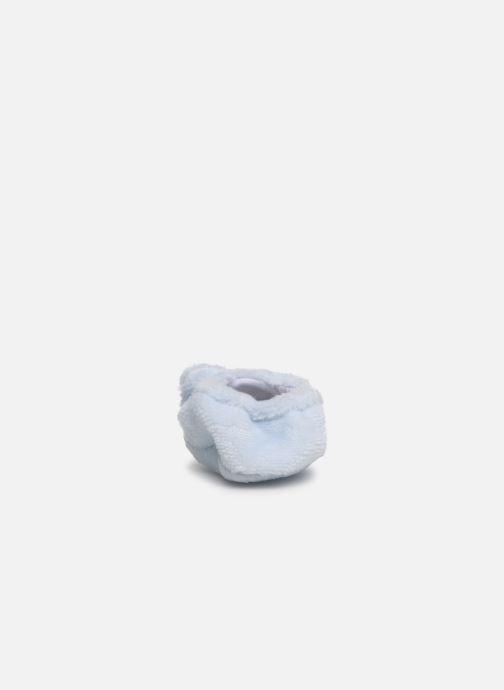 Chaussons Sarenza Wear Chaussons bébé animal Bleu vue droite