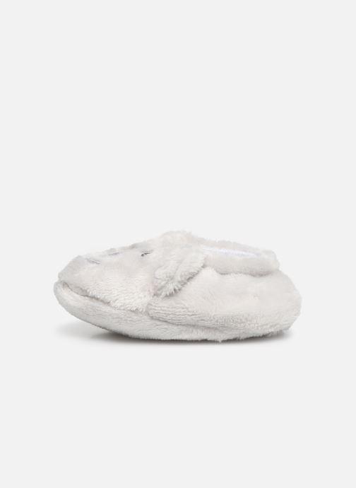 Chaussons Sarenza Wear Chaussons bébé animal Gris vue face