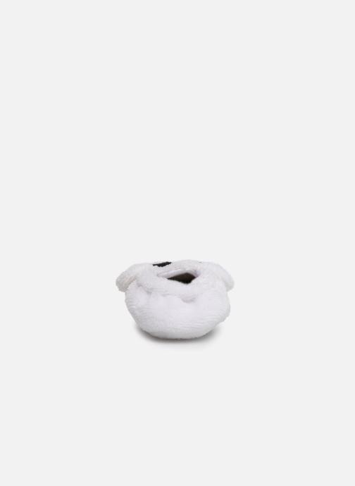 Chaussons Sarenza Wear Chaussons bébé animal Blanc vue droite