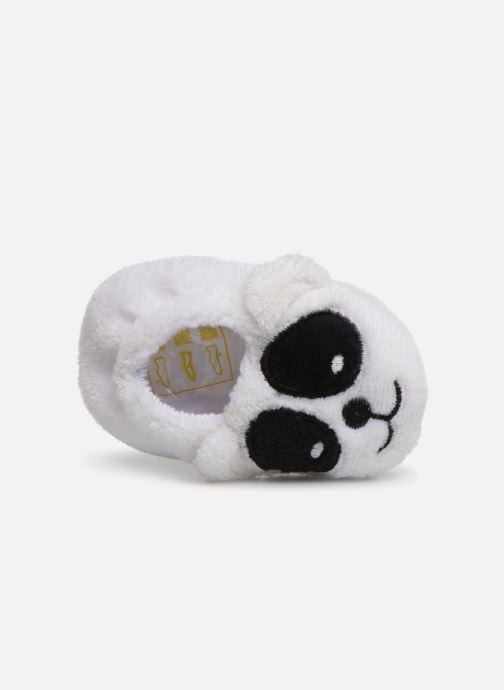 Chaussons Sarenza Wear Chaussons bébé animal Blanc vue gauche