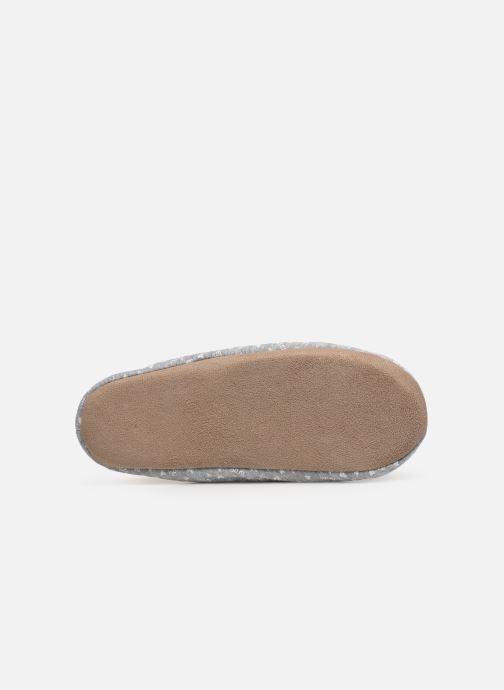 Pantoffels Sarenza Wear Chaussons mules femme Grijs boven
