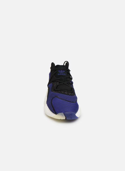 Baskets adidas originals Crazy BYW W Bleu vue portées chaussures