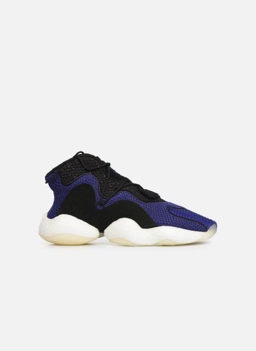 Baskets adidas originals Crazy BYW W Bleu vue derrière